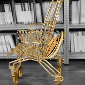 Shopping Chair