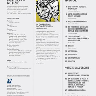 Architetti Notizie