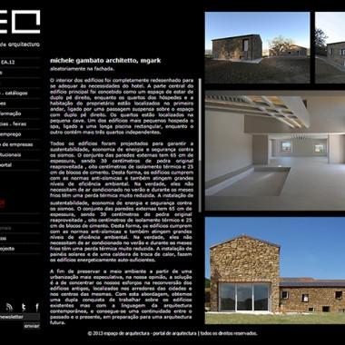 Espaço de Arquitectura