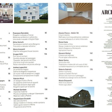 The Best of Architetti