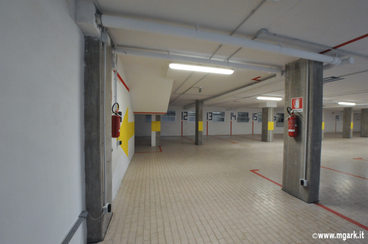 Autorimessa 21- Garage21