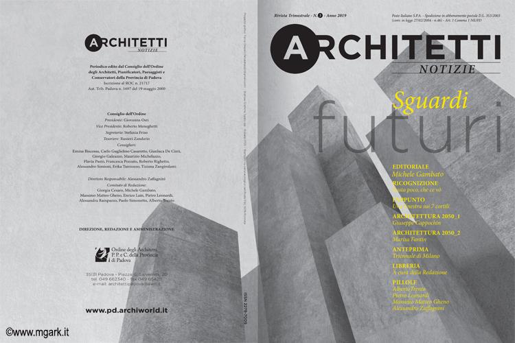 Architetti Notizie 2019